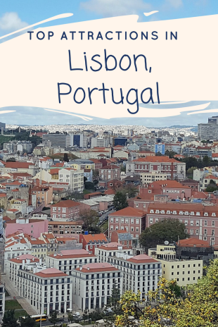 Top Attraction in Lisbon | Julie's World