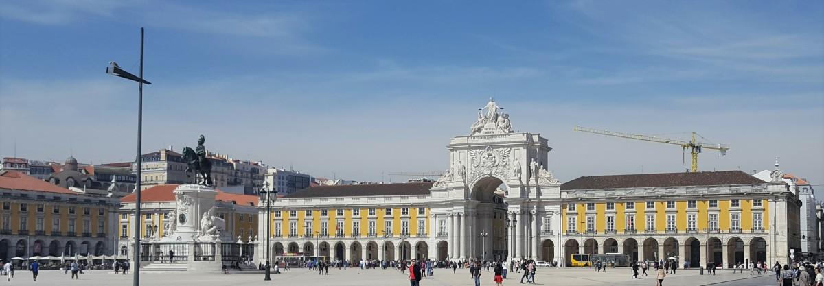 Praca do Comercio, Lisbon | Julie's World